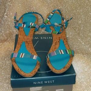 Darling Nine West sandals. BRAND NEW!! SIZE 10